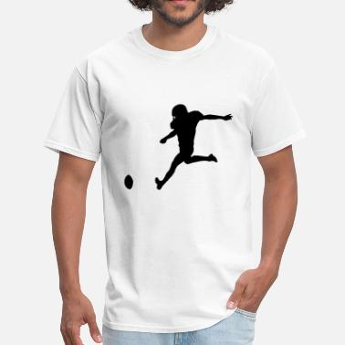 Kicker Football player - Men's T-Shirt