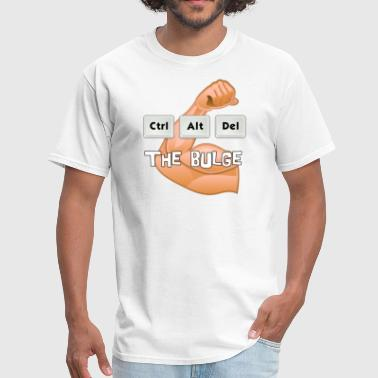 Ctrl, Alt, Del - Men's T-Shirt