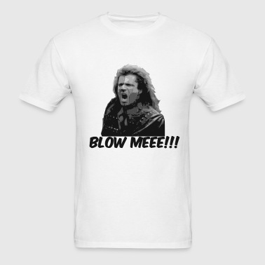 Blow Job battle Cry - Men's T-Shirt