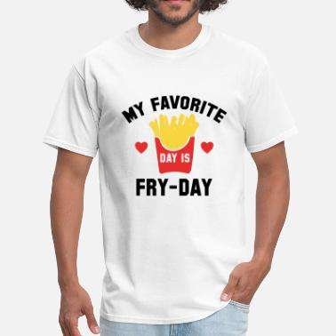 Fry-day Fry-Day - Men's T-Shirt