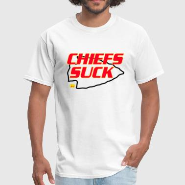chiefs suck kc - Men's T-Shirt