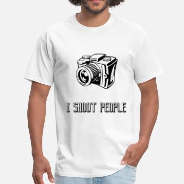 Official Photographer photograph - Men's T-Shirt