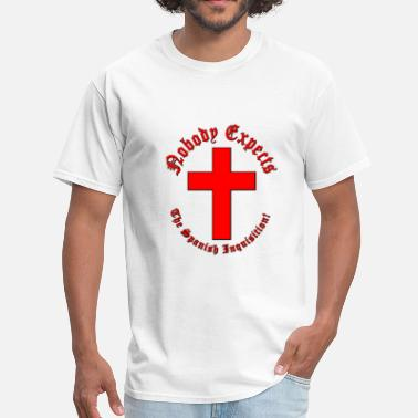 Inquisitive Spanish Inquisition - Men's T-Shirt