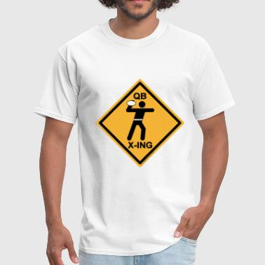X-ing QBsign - Men's T-Shirt
