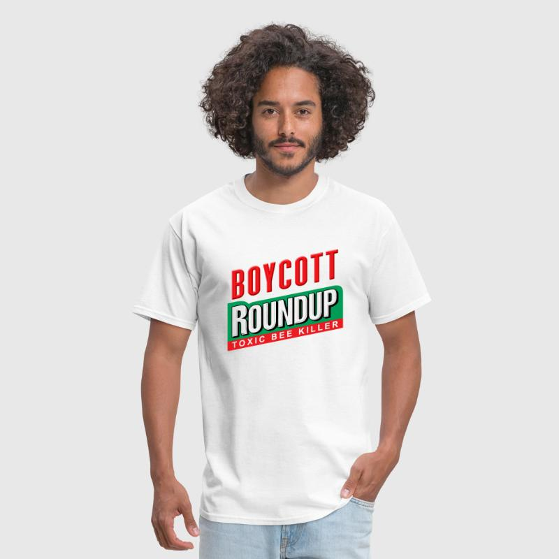 BOYCOTT ROUNDUP - Men's T-Shirt