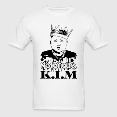 Notorious K.I.M Jong Un - Men's T-Shirt