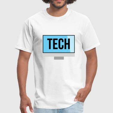 Tech - Men's T-Shirt