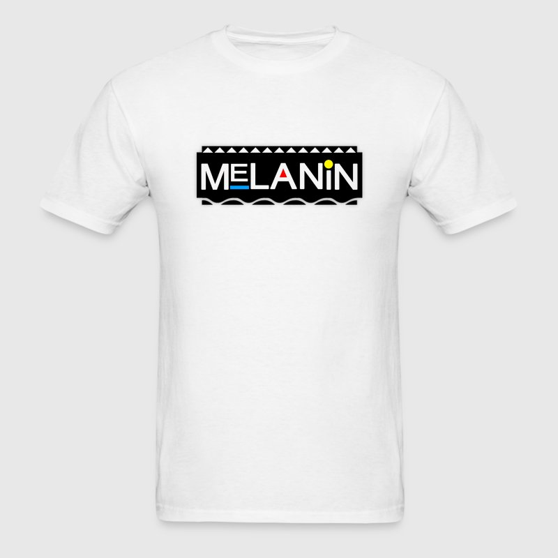 Melanin Tee - Men's T-Shirt