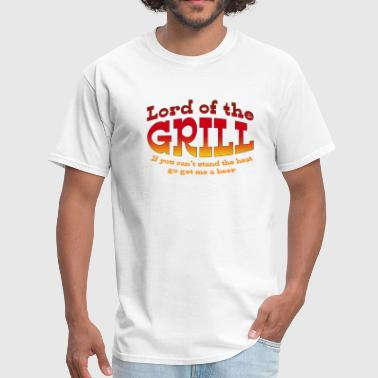 Lord Of The Grill Lord of the Grill - Men's T-Shirt