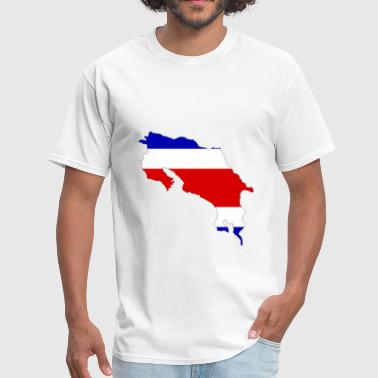 costa-rica - Men's T-Shirt