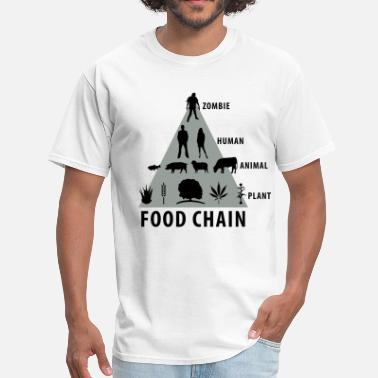 Food Chain Food Chain - Men's T-Shirt