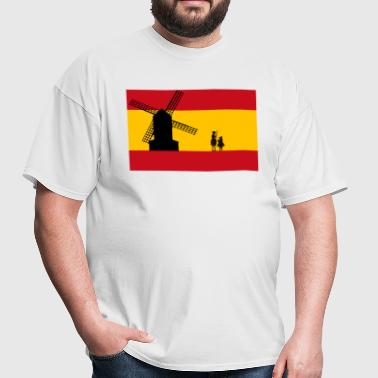 Don Quixote - Men's T-Shirt