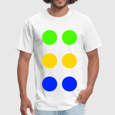 Twister - Men's T-Shirt