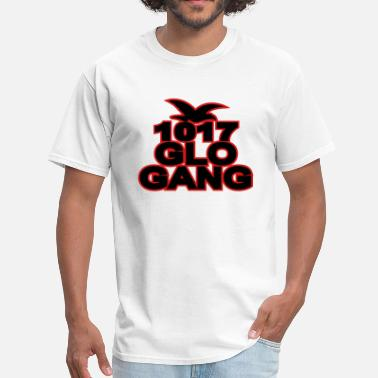 Glory Boyz 1017 Glo Gang Logo by Delao® T-Shirts - Men's T-Shirt