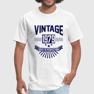 VINTAGE 1979 - Aged To Perfection - Men's T-Shirt