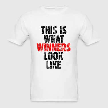 THIS IS WHAT WINNERS LOOK LIKE Vintage BR - Men's T-Shirt