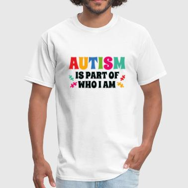Autism - Men's T-Shirt