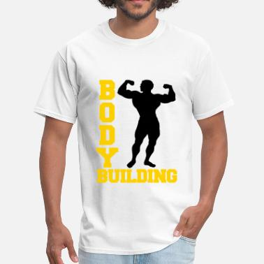 Bench Body Building body building - Men's T-Shirt