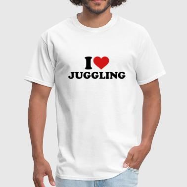 Juggling - Men's T-Shirt