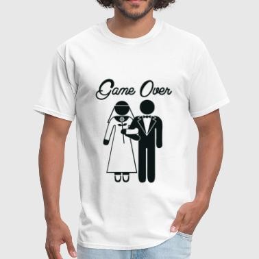 Matrimony Game Over - Men's T-Shirt