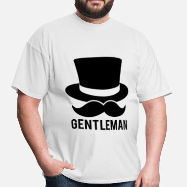 Gentleman The Gentleman - Men's T-Shirt