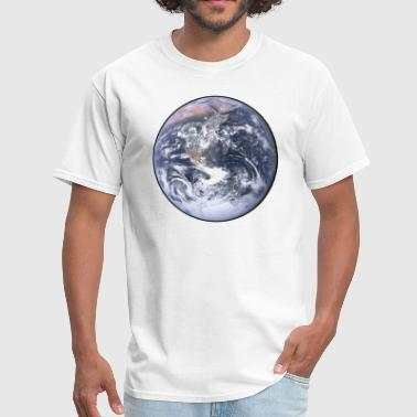 Earth - Planet - The World - Mother Earth - Men's T-Shirt
