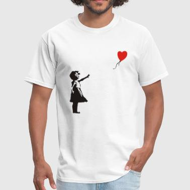 Banksy Banksy - Men's T-Shirt