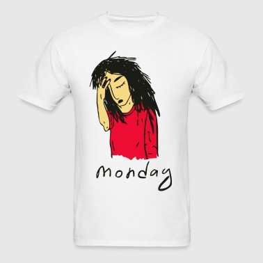 monday - Men's T-Shirt