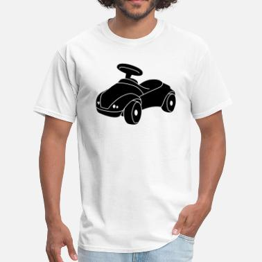 Ride Kids Kids Ride-On Car Silhouette - Men's T-Shirt