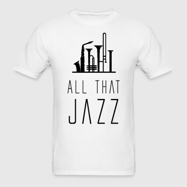 Jazz - Men's T-Shirt