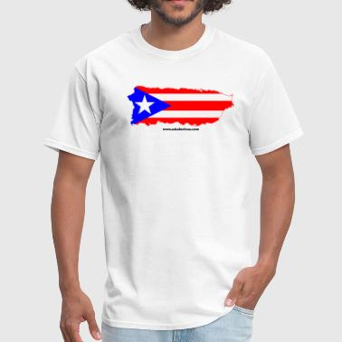 Boricua Pride Ask A Boricua! - Men's T-Shirt