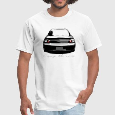 RX8 Enjoy the view. - Men's T-Shirt