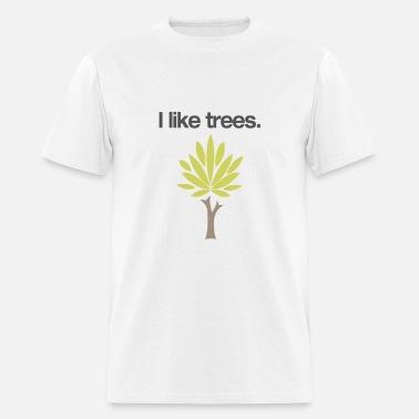 3c4e7ee3 Reddit Trees Shirt Men's T-Shirt   Spreadshirt