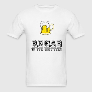 rehab - Men's T-Shirt