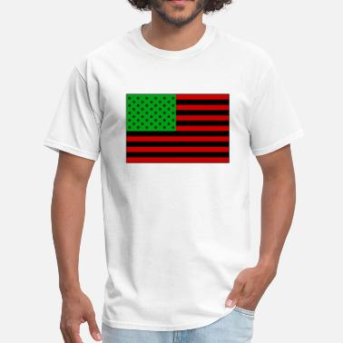 Gaddafi United States of Africa - Men's T-Shirt