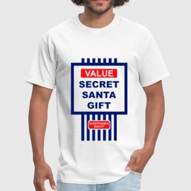 Value Secret Santa Gift - Men's T-Shirt