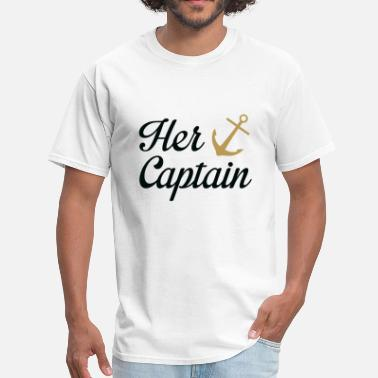 Her Captain Her Captain - Men's T-Shirt