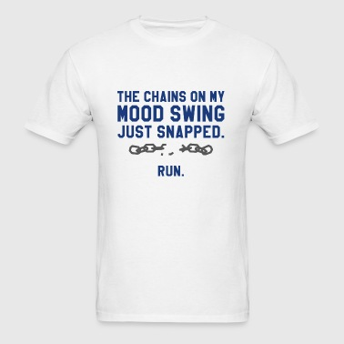Mood Swing Chains - Men's T-Shirt