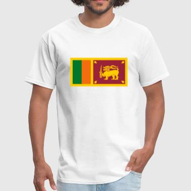 Sri Lanka Flag - Men's T-Shirt