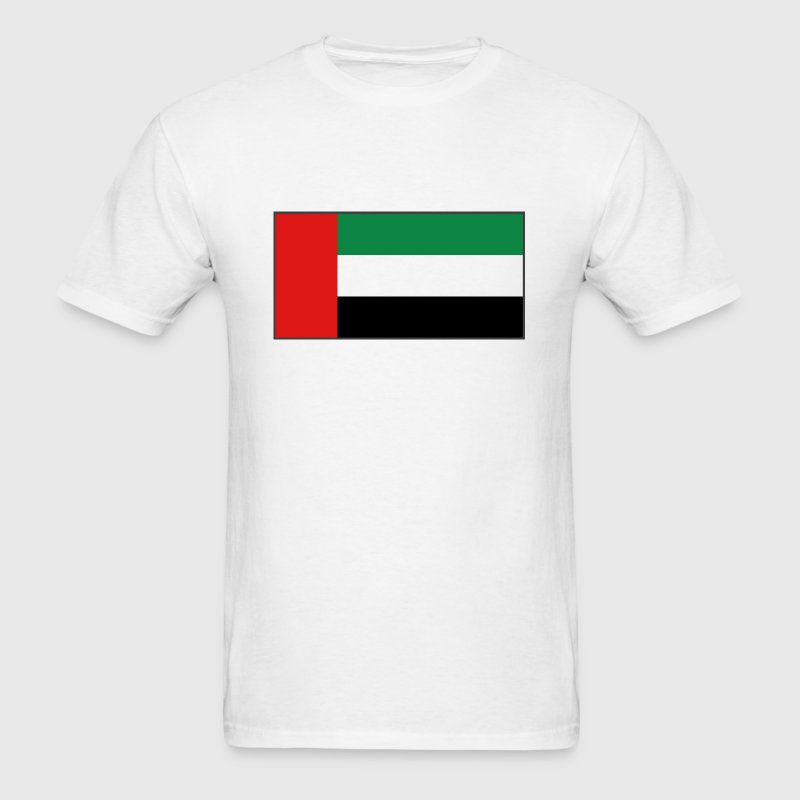 United Arab Emirates Flag - Men's T-Shirt