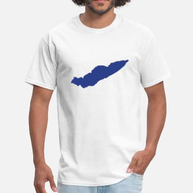 Erie Lake Erie - Men's T-Shirt