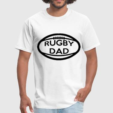 Rugby Dad - Men's T-Shirt