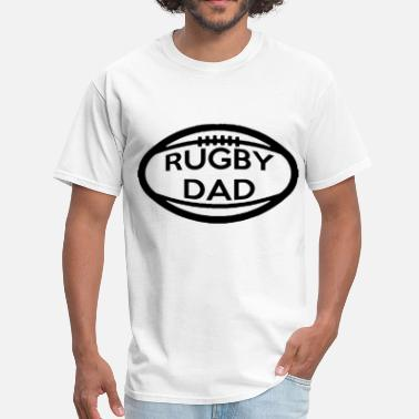 Rugby Dad Rugby Dad - Men's T-Shirt