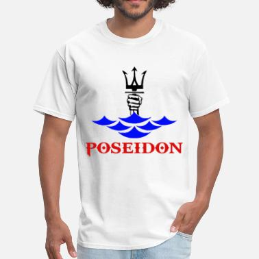 Trident Poseidon - Men's T-Shirt
