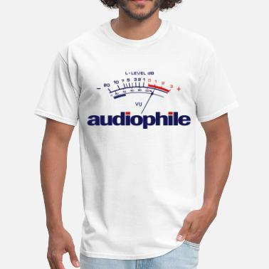 Audio audio shirt - Men's T-Shirt