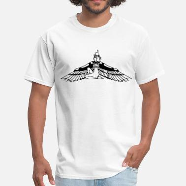 Goddess Isis isis - Men's T-Shirt