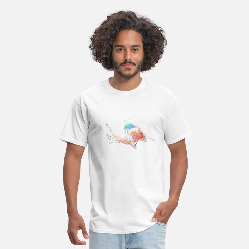 Collections T-Shirts - Little Bird - Men's T-Shirt white