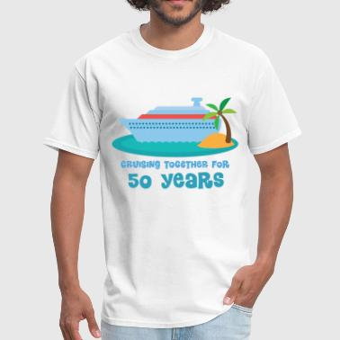 50th Anniversary Cruise - Men's T-Shirt