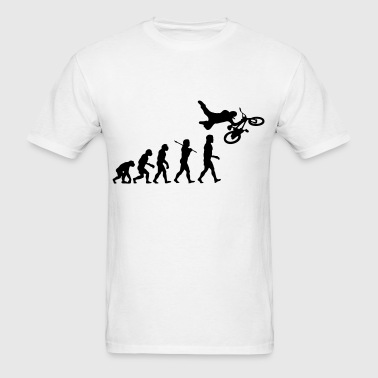 bm01 bmx evolution - Men's T-Shirt