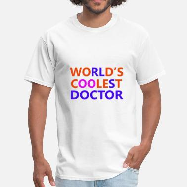 Physiotherapy Doctor doctor designs - Men's T-Shirt